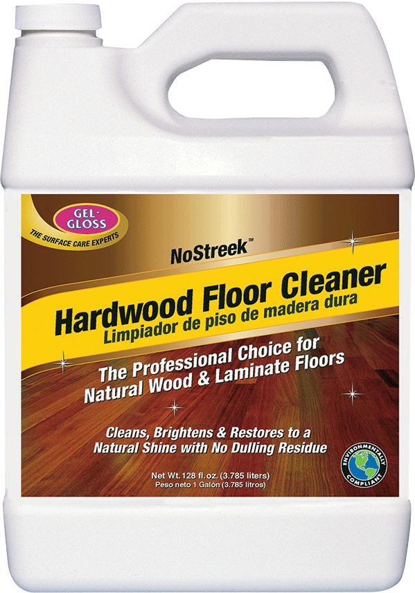 Hardwood And Laminate Floor Cleaner 128oz Gel Gloss Rv