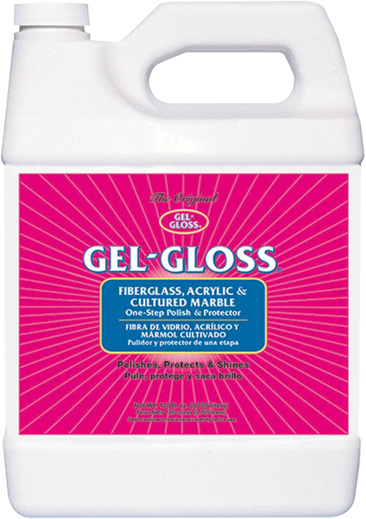 High Gloss Polymer Resin Wax for GRP fiberglass acrylic paint Boats yachts
